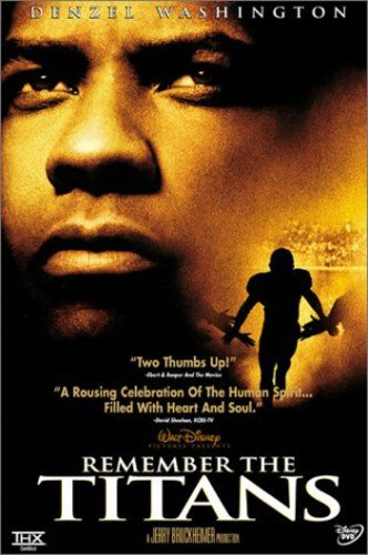 """Remember Titans"" (Used) 