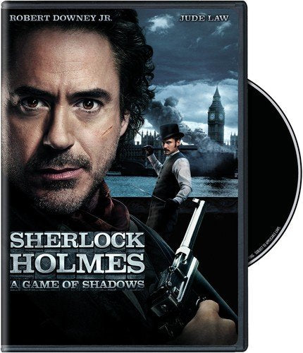 """ Sherlock Holmes A Game of Shadows"" (Used) 