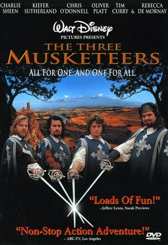 """The Three Musketeers"" (Used) 