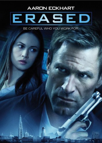Erased Aaron Eckhart | Geekified