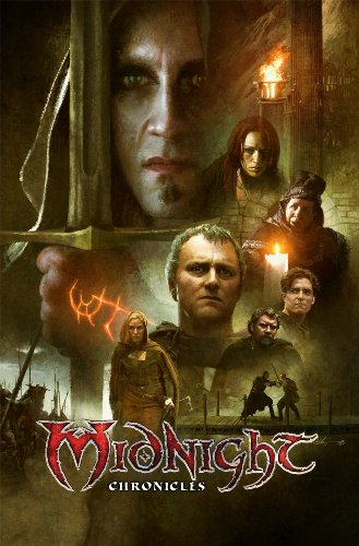 Midnight Chronicles DVD Christian Petersen | Geekified