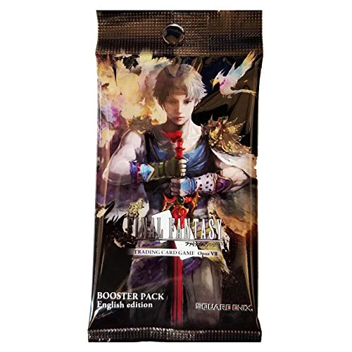 Square Enix Fantasy Booster Trading | Geekified