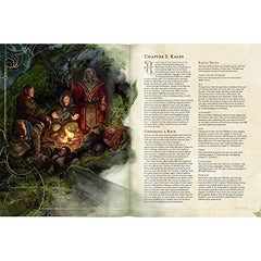 5TH Edition Players Handbook | Geekified