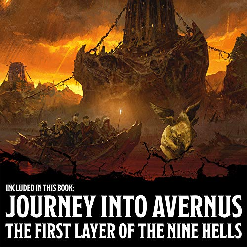 "5TH ED. Adventure ""Descent into Avernus"" 