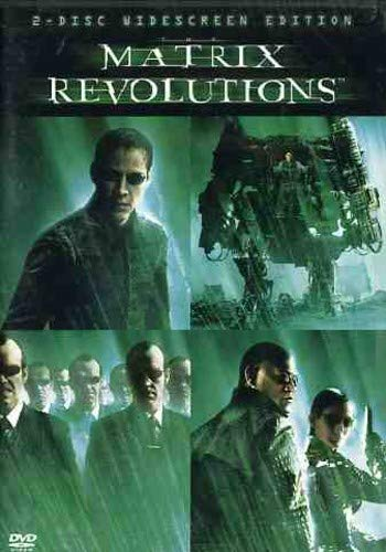 Matrix Revolutions (Used) | Geekified