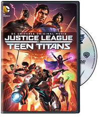 Justice League vs Teen Titans | Geekified