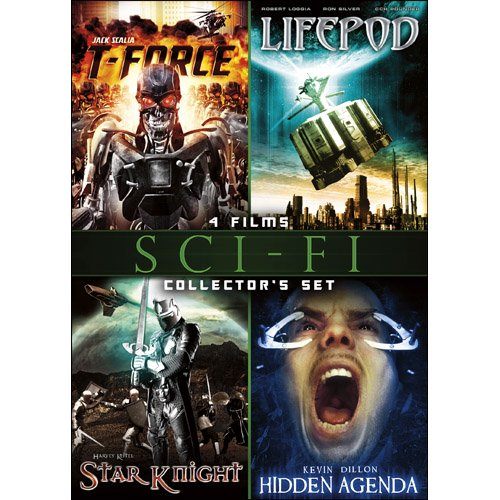 """Sci Fi Collectors Set""  (Used) 