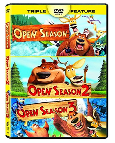 """Open Season Triple Feature"" 