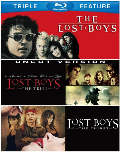 Lost Boys Triple Feature Blu ray | Geekified