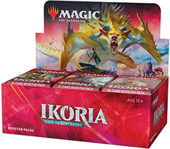 Ikoria Lair of Behemoths Booster Box +Mystery booster pack | Geekified