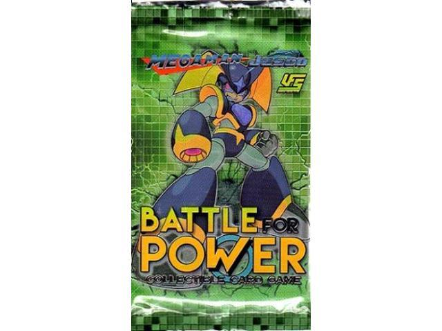 "UFC Megaman ""Battle for Power"" Booster Pack 