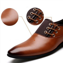 Leather Vintage Oxfords
