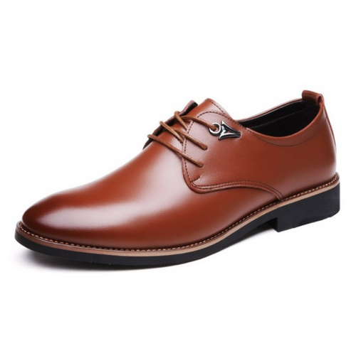 Hanover Lace up Leather Derby