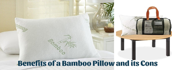 Benefits of a Bamboo Pillow and its Cons