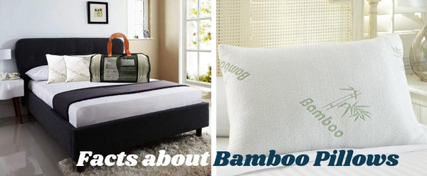 Eco-friendly Sleep with Bamboo Pillows