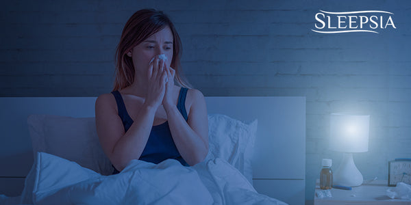 Sleep and Allergies: Tips for Better Sleep During the Allergy Season