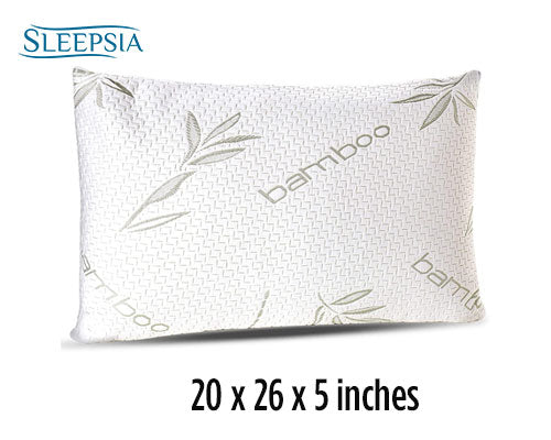 Bamboo Pillows In Standard Size