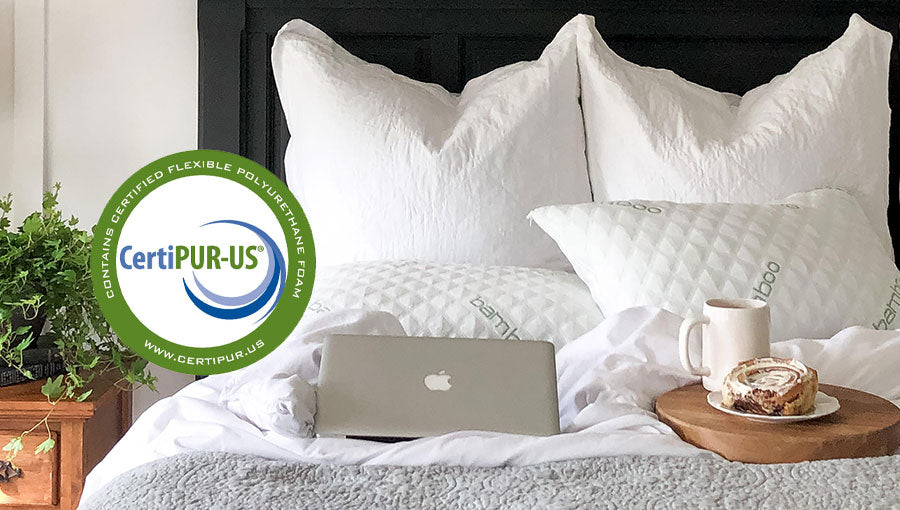Certipur-Us® Certified And Odorless Pillows