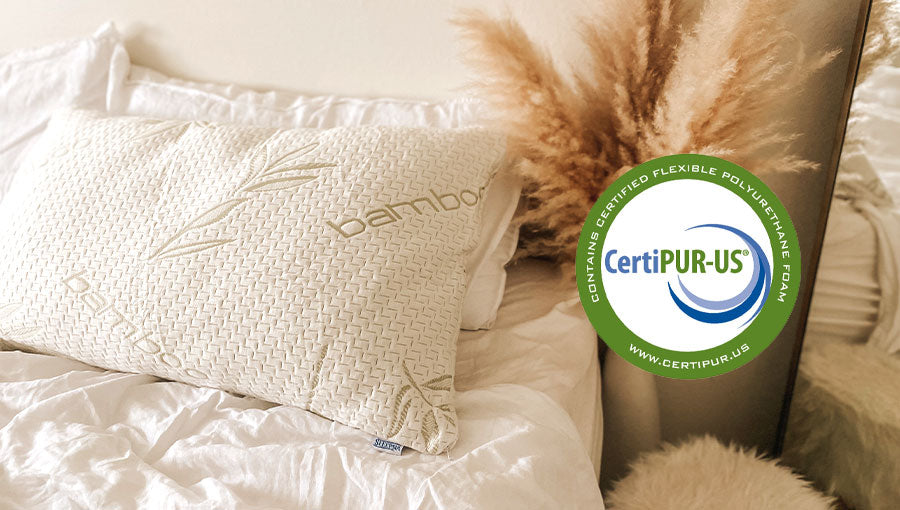 Environmentally Friendly And Certipur-Us® Certified
