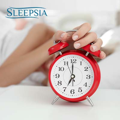 Maintain a consistent sleep schedule