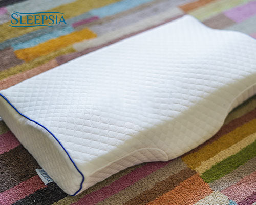 Orthopedic Cervical Pillow Features