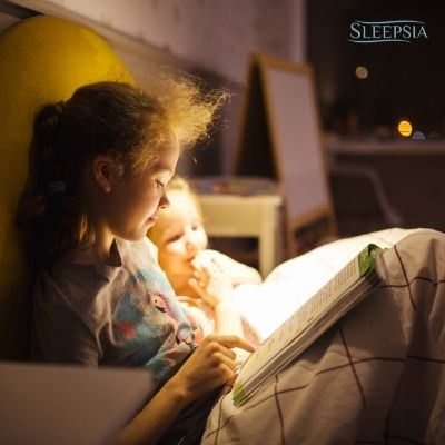 Sleep required by kids