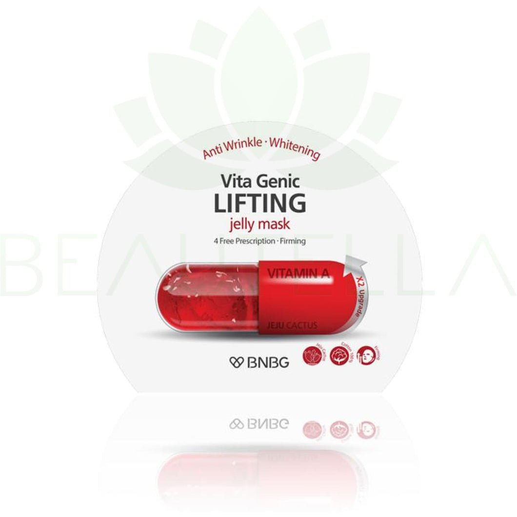 Bnbg Vita Genic Lifting Jelly Mask - Face Mask