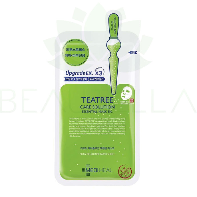 Mediheal Teatree Care Solution Essential Mask - 1 - Face Mask