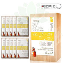 Repiel Daily Vita Solution Mask - 10 - Face Mask