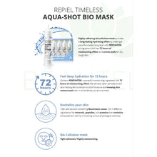 Repiel Timeless Aqua-Shot Bio Mask - Face Mask