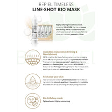 Repiel Timeless Line-Shot Bio Mask - Face Mask