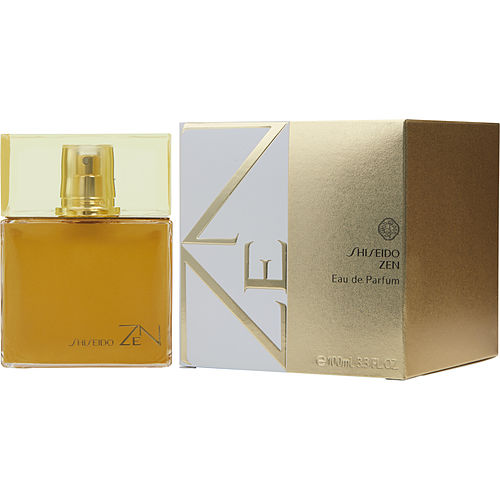 Shiseido Zen (new) By Shiseido Eau De Parfum Spray 3.3 Oz