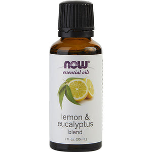 ESSENTIAL OILS NOW by NOW Essential Oils LEMON & EUCALYPTUS OIL 1 OZ