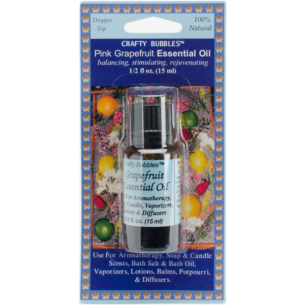 Essential Oil .5oz-grapefruit