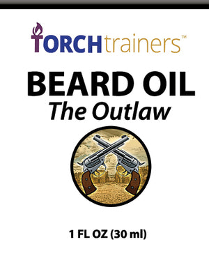 Torch Trainers Beard Oil - The Outlaw - Case of 12