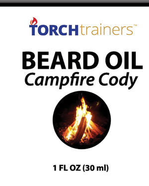 Torch Trainers Beard Oil - Campfie Cody - Case of 12