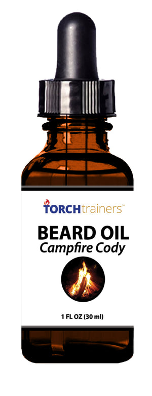 Torch Trainers Beard Oil - Campfie Cody - Case of 24