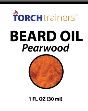 Torch Trainers Beard Oil - Pearwood - Case of 24