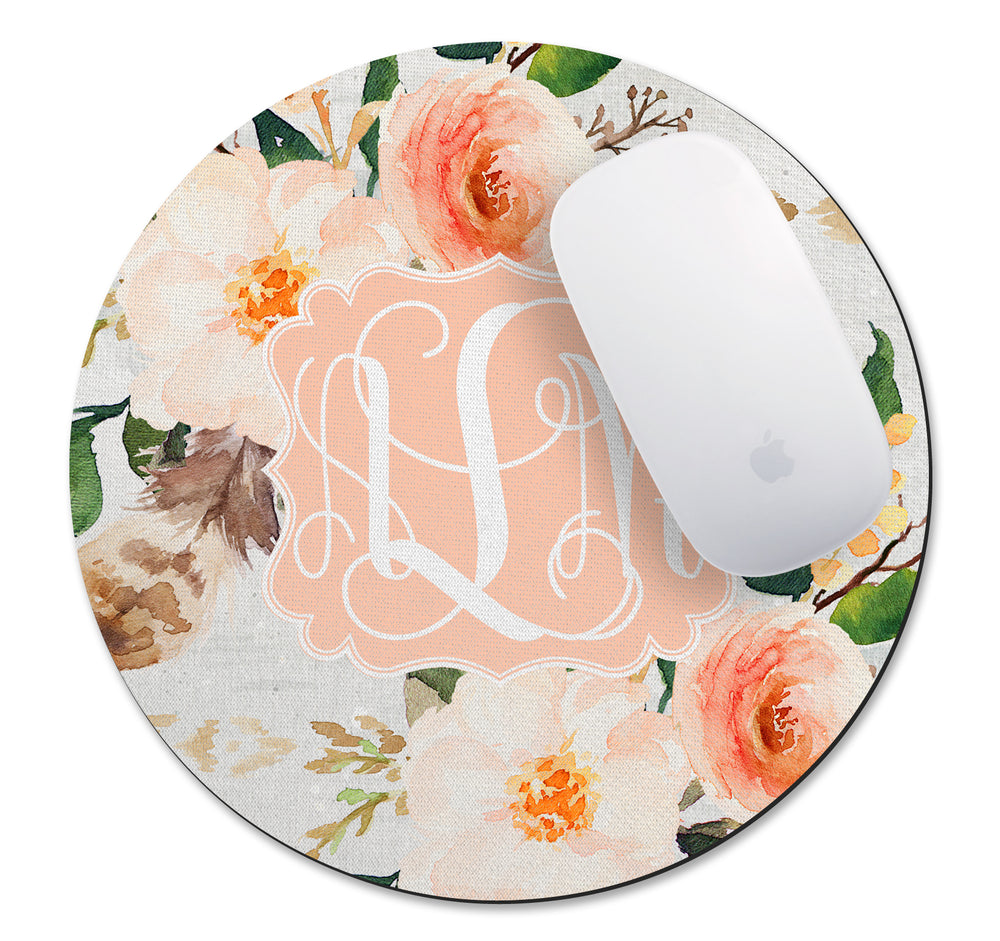 Mouse Pad - Adorn Monogram Gifts