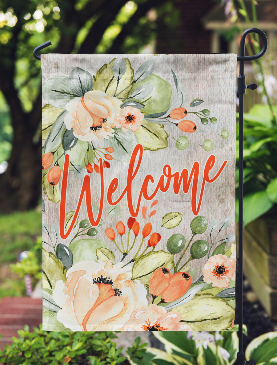 Personalized Garden Flag or House Flag - Adorn Monogram Gifts
