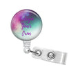 Retractable ID Badge Holder - Design Your Own - Adorn Monogram Gifts