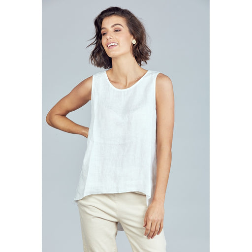 Numinous Top White
