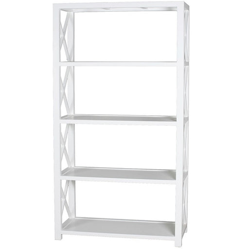 Manto Shelf Unit White