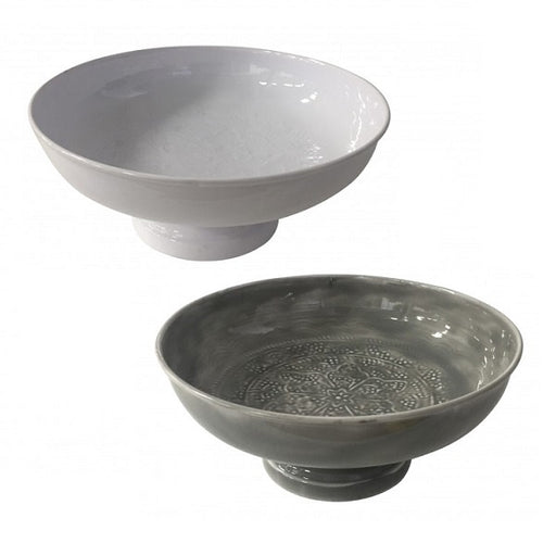 Wash Footed Bowl