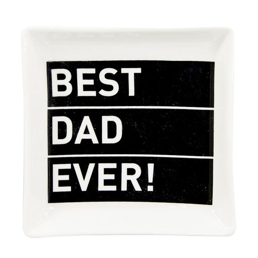 Best Dad Coin Tray