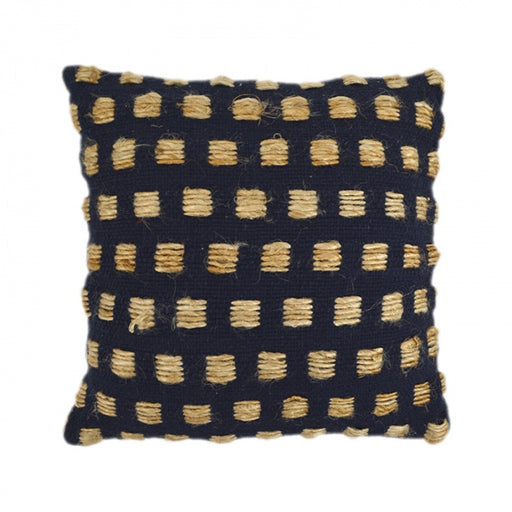 Tate Cushion Navy