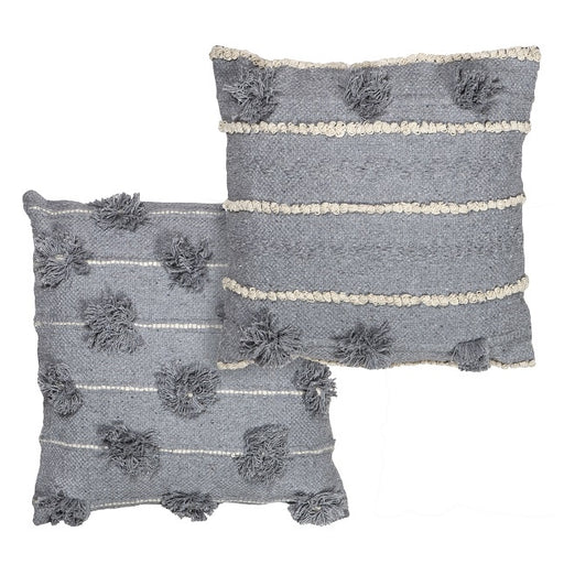 Bonita Grey Cushion