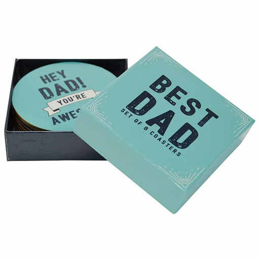 Best Dad Coasters