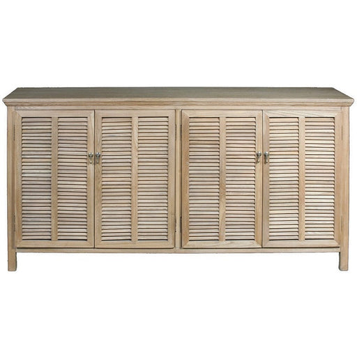 Louvre 4 Door Buffet Elm