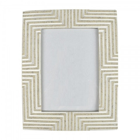 Rhodes Sandstone Photo Frame